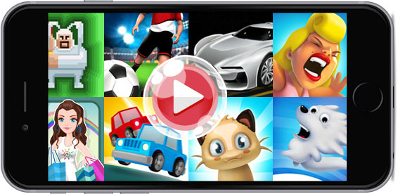 Mobile Online Games for Smartphones and Tablets