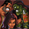Tequila Zombies 2: Con Gusano flash game